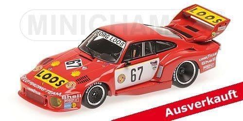 MINICHAMPS 400 776367 - Porsche 935/77 'Gelo' Stommelen Champion D
